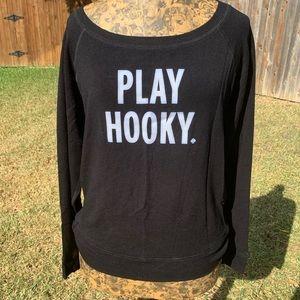 Kate Spade Play Hooky Sweatshirt